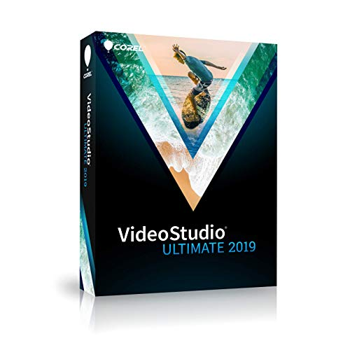 Corel VideoStudio Ultimate 2019