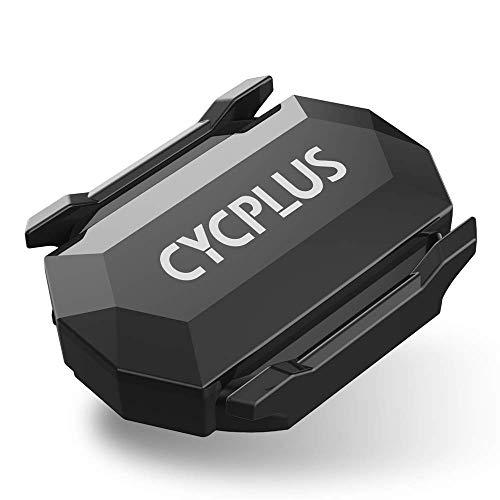 CYCPLUS Bluetooth/Ant+ Trittfrequenzsensor und Geschwindigkeitssensor