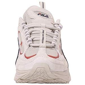 Fila Men's Trigate Running Shoes Gard/Navy/Red 10