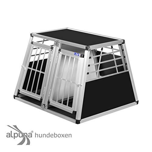 Alpuna Transportbox N12 > 82x93x66cm Doppelbox Notausstieg