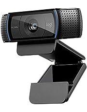 Logitech® HD Pro Webcam C920 - Zwart