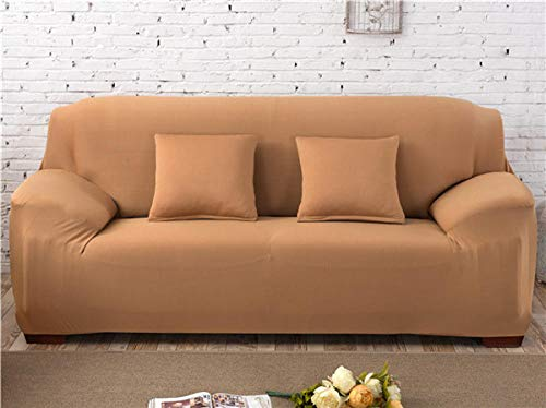 Allenger Funda Sofa Elastica Protector Adaptable,Fundas De Sofá Elásticas Modernas Funda De Sofá De Spandex Toalla De Sofá Elástica En Forma De L-29_235-300Cm_China