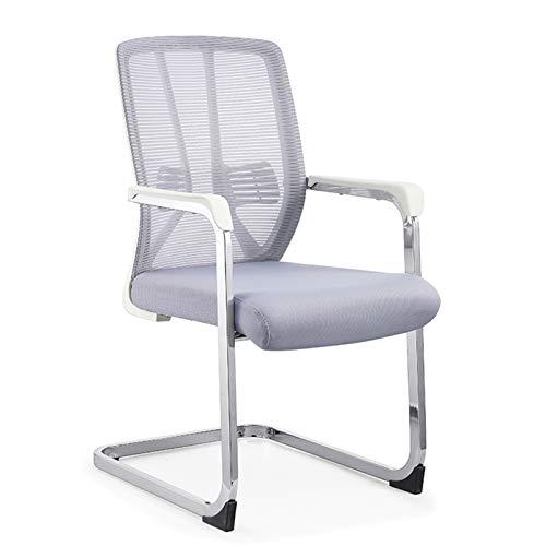 RANRANJJ Las sillas de Oficina de Malla Volver Silla de Oficina ergonómica...