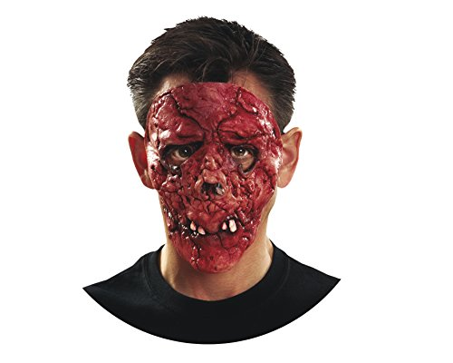 My Other Me Viving Costumes MOM00369 Masque de Zombie Sanglant pour Adultes Taille Unique