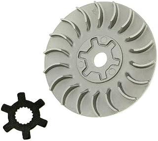 Varioring//Distanzring Drosselung 5mm f/ür Motowell-Magnet 2T