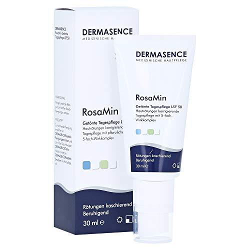 Dermasence RosaMin get�nte Tagespflege LSF 50, 30 ml