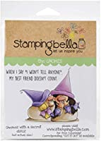 Stamping Bella Cling Stamps-Gnomes With A Secret