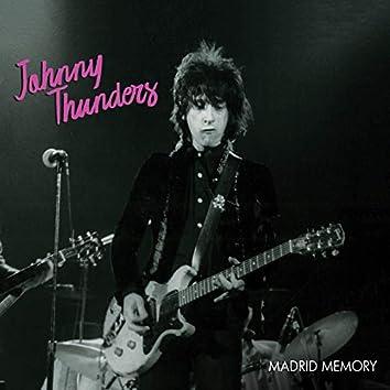 Madrid Memory - Live