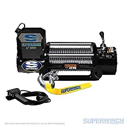 Superwinch LP8500 Gen II Winch