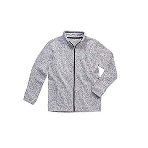 Stedman - Polaire tricotée Active - Homme (2XL) (Gris Clair chiné)