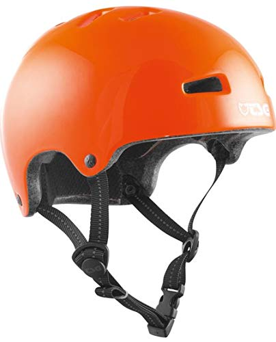 TSG Nipper Mini Solid Color Helm Kinder Gloss orange 2020 Fahrradhelm