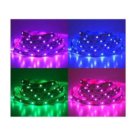 Bandeau LED 72W (450W) 24V IP20 (nu) RGB + Blanc jour