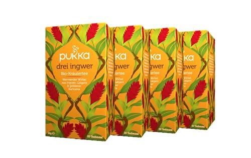 Pukka Herbs -  Pukka Bio-Tee Drei