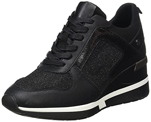 XTI 43242, Zapatillas Mujer, Negro, 39 EU