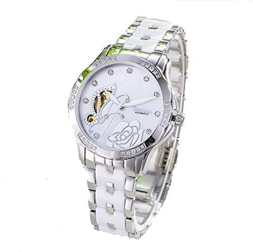AESOP Armbanduhr Frauenuhr Damen mechanische Uhr wasserdichte Uhr Mode Explosion Modelle Damenuhr