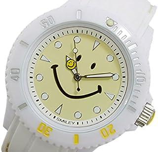 スマイリー SMILEY 腕時計 レディース/キッズ WC-HBSIL-CR