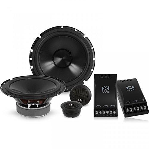"""NVX VSP65KIT  6.5"""" 2-Way V-Series Component Car Audio Speaker System"""