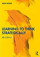 Learning to Think Strategically, 4th Edition Front Cover