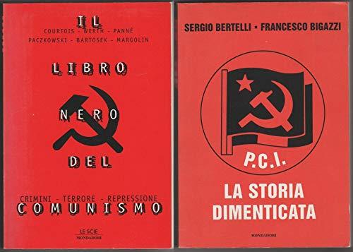 Il libro nero del comunismo + Pci la storia dimenticata - 71890