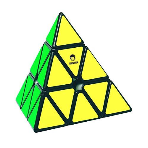 Cubikon Speed Pyraminx – Cheeky Sheep Speed Cube - Schnelle & Leichtgängige Zauberwürfel Pyramide