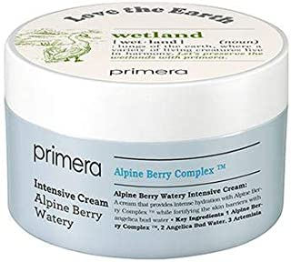 [Primera] Alpine Berry Watery Intensive Cream (New 2018 Limited Edition)100ml