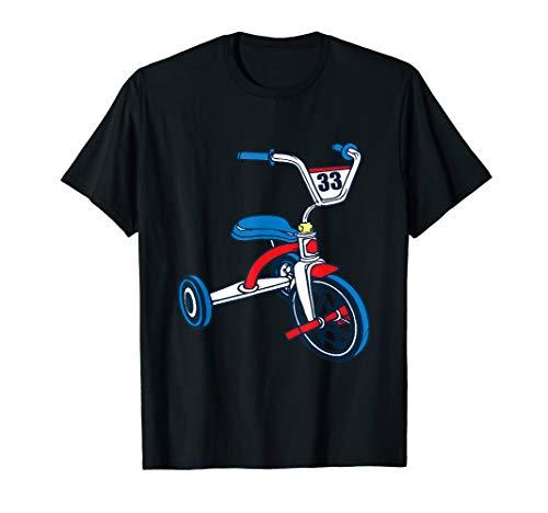 Kinder Dreirad BMX Oldschool Biker BMX Kids T-Shirt