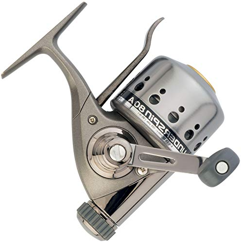 JAPAN DAIWA Moulinet Spinning Underspin 80 A - 260g - cap.95m.0.22mm - US80A