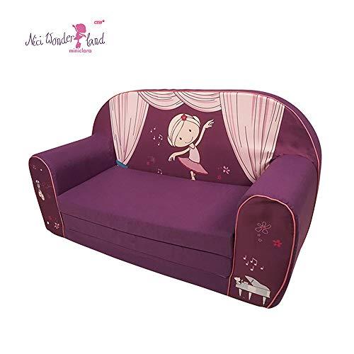 Rosa delsit DT2/ /1850/bambini divano