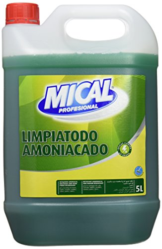 Mical Profesional Limpiatodo Amoniacado Eficaz Contra