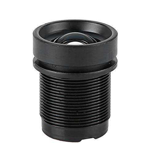 Sonew 6mm Brennweite, 2mp Y 6mm Farbiges Tag- oder Nachtobjektiv, 0,001 Lux Starlight-Kameraobjektiv für Überwachungskameras, Ersatzkameraobjektiv