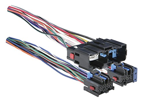 Axxess BT-2202 T-Harness Integrates Bluetooth Kits with Factory Stereos-In 2006-Up Select Saturn Vue/ION Vehicles