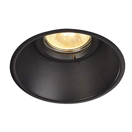 Slv horn - Downlight -o gu10 50w negro