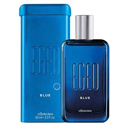Egeo Blue Des. Colônia, 90ml
