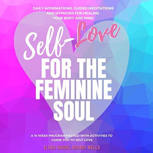 『Self-Love for the Feminine Soul』のカバーアート