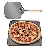 Hans Grill Pizza Steel PRO   XL (1/4