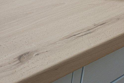 WORKTOPEXPRESS Helles Holz - Resopal Küchenarbeitsplatten (4m × 600mm × 38mm)