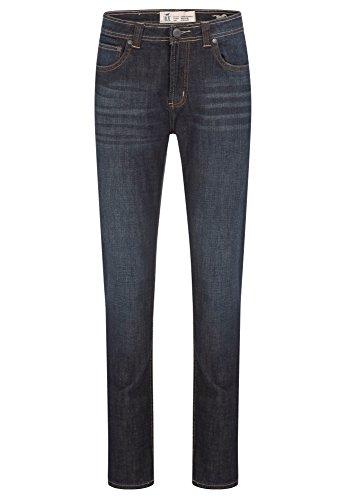 Tantum O.N. authentic Blaue Jeans Clint mit Waschung - Herren dunkelblau,W33L34