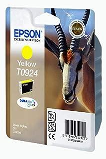 Epson T0924 Yellow Ink Cartridge