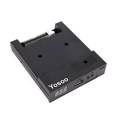 Generic SFR1M44-U100K - Emulatore drive per floppy disk con porta USB Per Organo Elettronico e 1.44MB Unità floppy