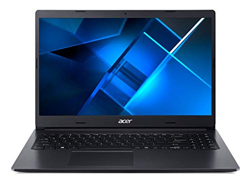 Acer Extensa 15 AMD 3020e Dual-core Processor 15.6' HD Display Thin and Light Laptop(4GB RAM/1 TB HDD/Win10/Integrated Graphics/Black/1.9 Kg), EX215-22