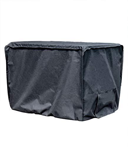 Sturdy Covers Power Generator Defender - Durable, Weatherproof Generator Cover (Black, Small)