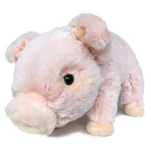 Ourine - Peluche de cerdo de peluche, diseo de cerdito