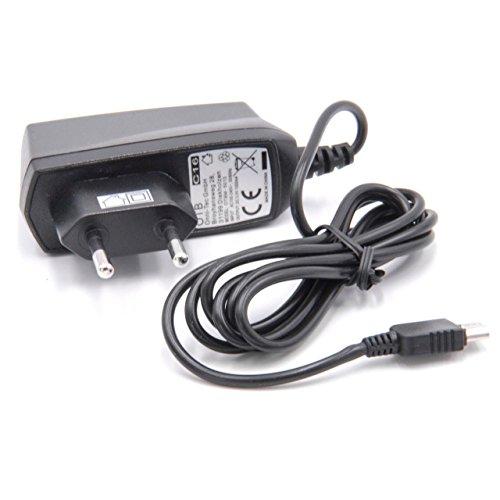 vhbw Ladekabel passend für Nintendo DS Lite NDSL - Netzteil Ladegerät Kabel