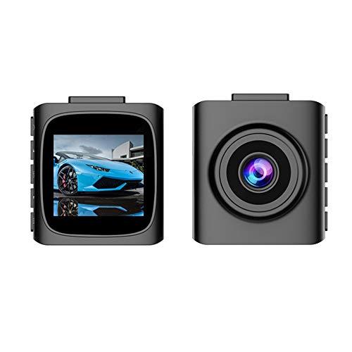 Grabadora de conducción de 4K HD, pantalla ancho de 170 grados, pantalla IPS de 2 pulgadas, cámaras de coche de grabación dual en la parte delantera y trasera, soporte para imágenes de inversión, dete