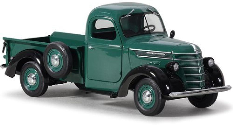 1938 International D-2 Pickup Truck IH Grün   schwarz 1 25 by First Gear 40-0307 by First Gear