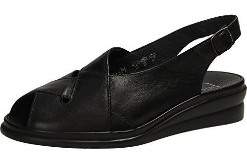 Semler Damen Sandaletten A2745012001 schwarz 24419