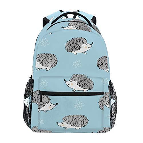 My Daily Mochilas escolares Unicornio Estrellas Coloridas Bolsa para Portátil Mujeres Casual Daypack Niños Niñas Bookbag