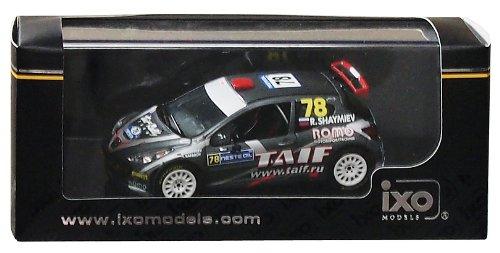 IXO RAM394 - verzamelaarsmodel Peugeot 207 S2000 #78 Shaymiev-Kafarov 1/43 van metaal