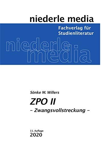 ZPO II - Zwangsvollstreckung