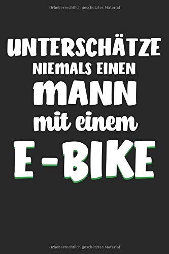 E-Bike Notizbuch: nummeriertes A5 Notizbuch Journal Dotted mit Index ñ 120 Seiten Bullet Journal